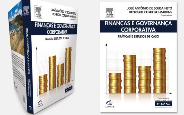 Finanças e Governança Corporativa | Design Gráfico | SLCreative